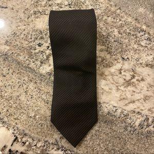 Men's David Donahue handmade in US 100% silk tie